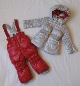 Зимний комплект Papermoon
