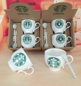 Набор кружек Starbucks