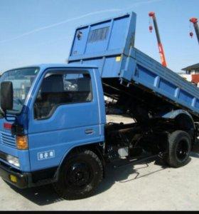 Услуги грузовичка самосвала