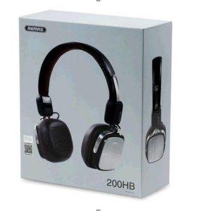 Наушники Bluetooth RM-200HB Remax
