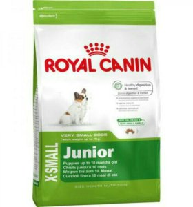 Royal Canin 14 кг X-Small Junior