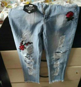Новые джинсы. Размер М