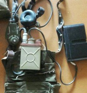 Радиостанция армейская,советского качества