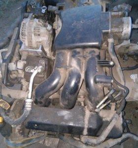 ДВС на Субару EZ30 c акпп