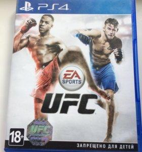 UFC для PS4