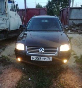 Volkswagen passat b5+(2004г)рестайл.