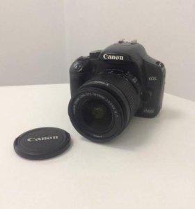 Фотоаппарат Canon EOS 450D 12.4Мп/полный комплект