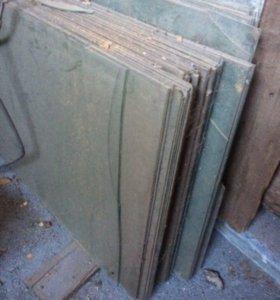Стекло листовое 3мм 1.2х0.56м