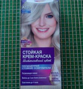 Новая краска для волос Palette/блонд