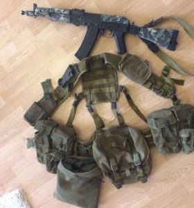Привод АК-47 для страйкбола, разгрузка ССО