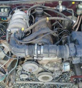 Двигатель 2107 инжектор