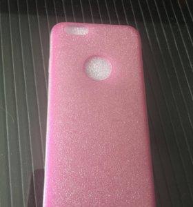 Чехол на айфон 6s, новый