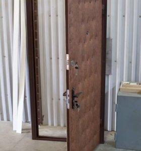 Входные двери от завода изготовителя с установкой