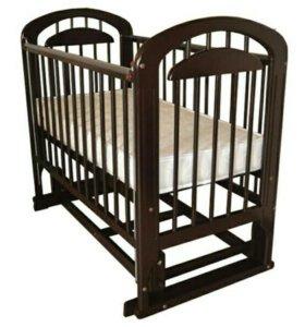 Детская кроватка каури 2М