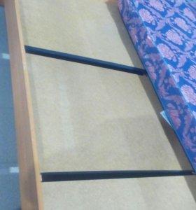 Кровать односпальная 25