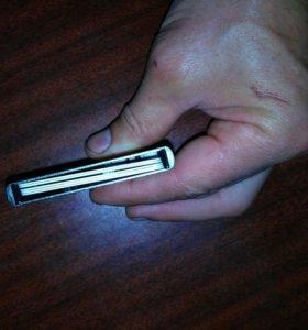 Кредитница из метала