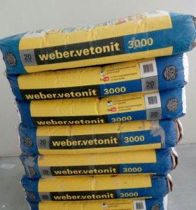 Наливной пол суперфинишный Weber Vetonit 3000