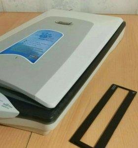 Сканер Mustek BearPaw 2448TA Pro