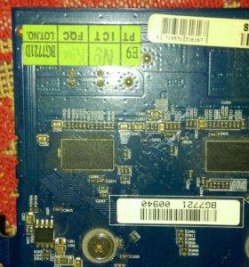 Видеокарта radeon 6670 1gb 1034МГг