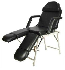 Педикюрно-косметологическое кресло  новое