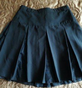 Школьная юбка 147-152 рост