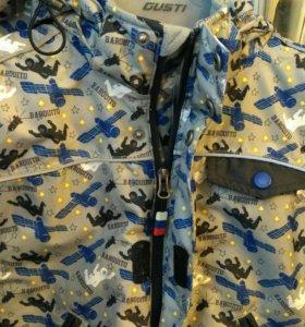 Куртка Баркито размер 110 (+6)