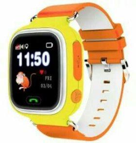 Смарт часы Baby Watch Q90