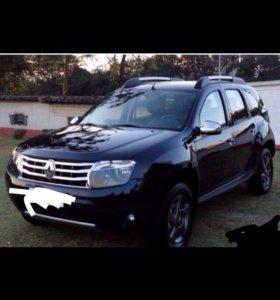 Renault Duster, внедорожник 2012