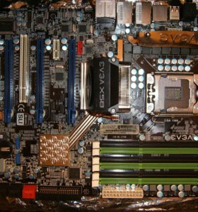 Evga X58 SLI Socket 1366