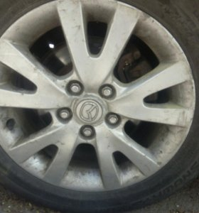 Диски колесные мазда