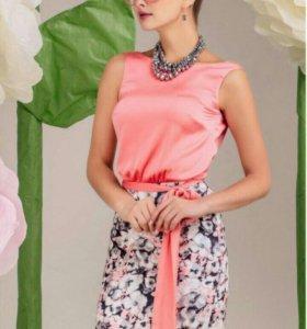 Дизайнерское платье новое