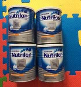 Nutrilon безлактозный и гипоаллергенный
