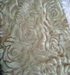Скидки на пледы роза