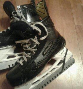 Коньки хоккейные Bauer Supreme MX3 размер 5,5 ЕЕ