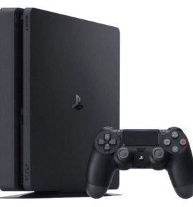 Игровая консоль Sony PlayStation 4