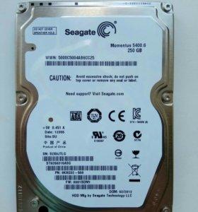 "HDD Momentus 5400.6 2,5"" жёсткий диск"