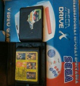 Продам Sega mega drive x