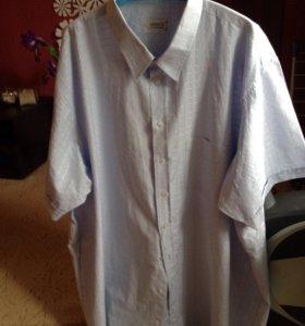 Рубашка мужская 5 XL и 58 Р-р
