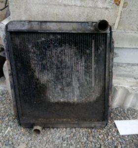 Радиатор камаз
