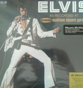 Elvis Presley Elvis As recorded At Madison Square
