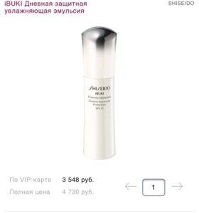 Крем shiseido spf 15