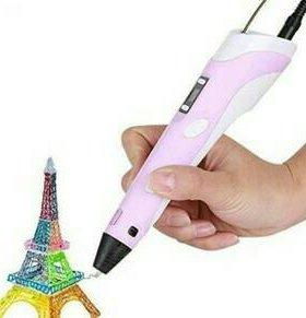 Ручка 3D