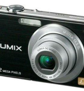 Продам компактный фотоаппарат Panasonic Lumix DMC-