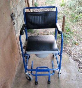 Кресло каталка для инвалидов (складное)