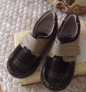 Обувь детская р.29 (новая)