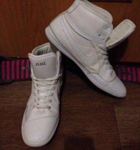 Кеды кроссовки Nike