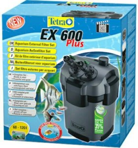 Внешний аквариумный фильтр TETRA EX 600 Plus