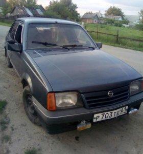 Автомобиль Опель аскона 1987
