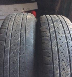 Продам пару на докат Bridgestone Dueler 215/70 r16