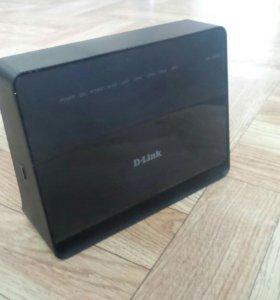 ADSL2 + Модем Роутер